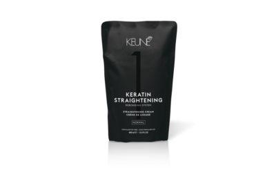 KERATIN STRAIGHTENING REBONDING SYSTEM